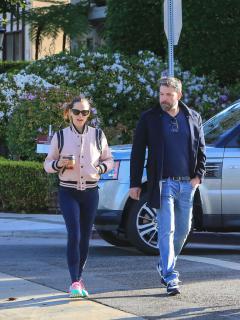 Спустя три года: Бэн Аффлек и Дженнифер Гарнер развелись официально