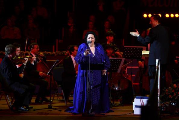 Умерла оперная певица Монсеррат Кабалье-Фото 1