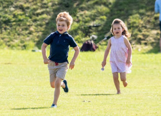 Пятилетнего принца Джорджа записали на уроки танцев