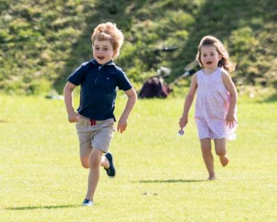 Пятилетнего принца Джорджа записали на уроки танцев-430x480