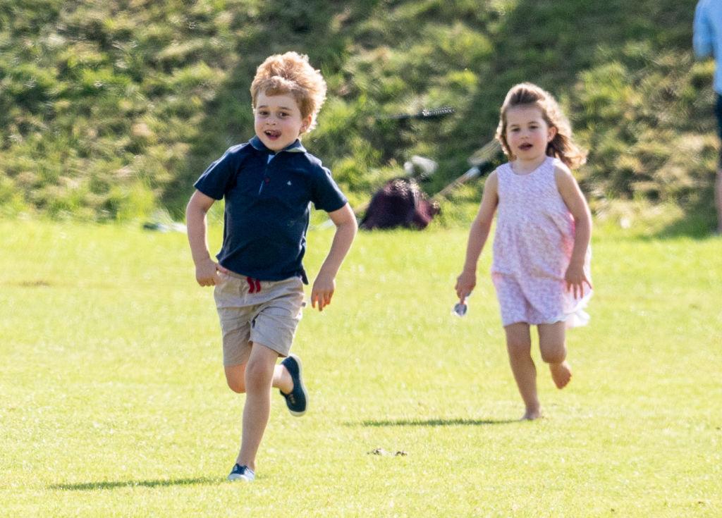 Пятилетнего принца Джорджа записали на уроки танцев-320x180