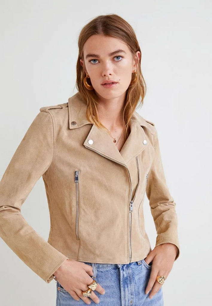 Универсальная кожаная куртка: выбираем под трендовые цвета сезона-Фото 11