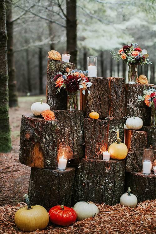Свадьба осенью: идеи для «золотого сезона»-Фото 6