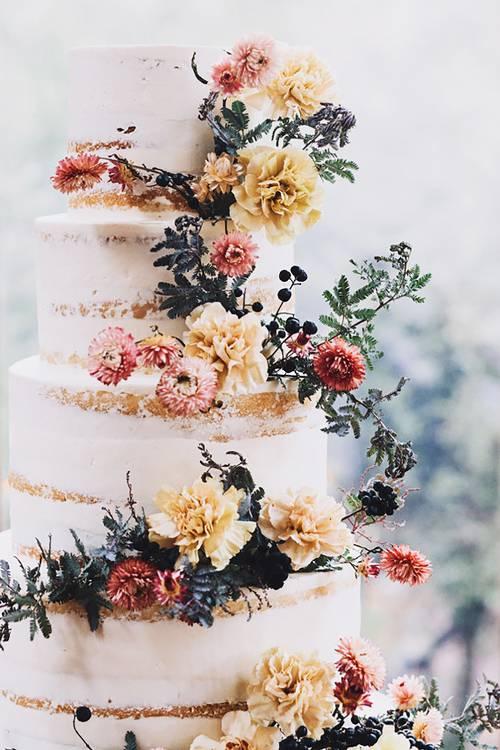 Свадьба осенью: идеи для «золотого сезона»-Фото 3