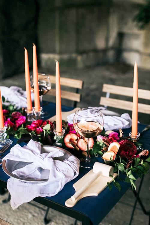 Свадьба осенью: идеи для «золотого сезона»-Фото 5