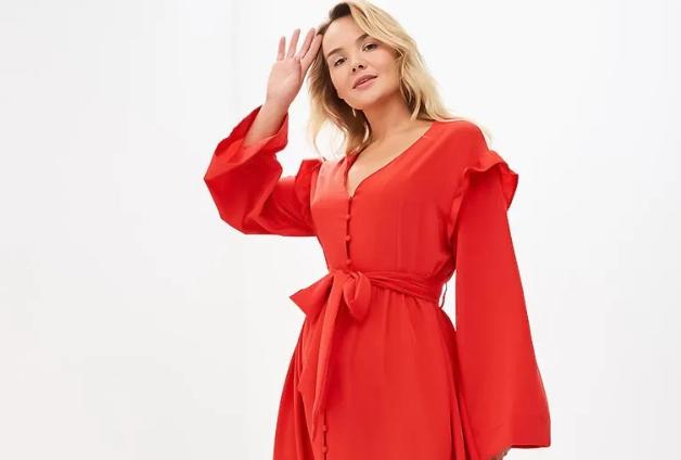 15 осенних платьев на каждый день