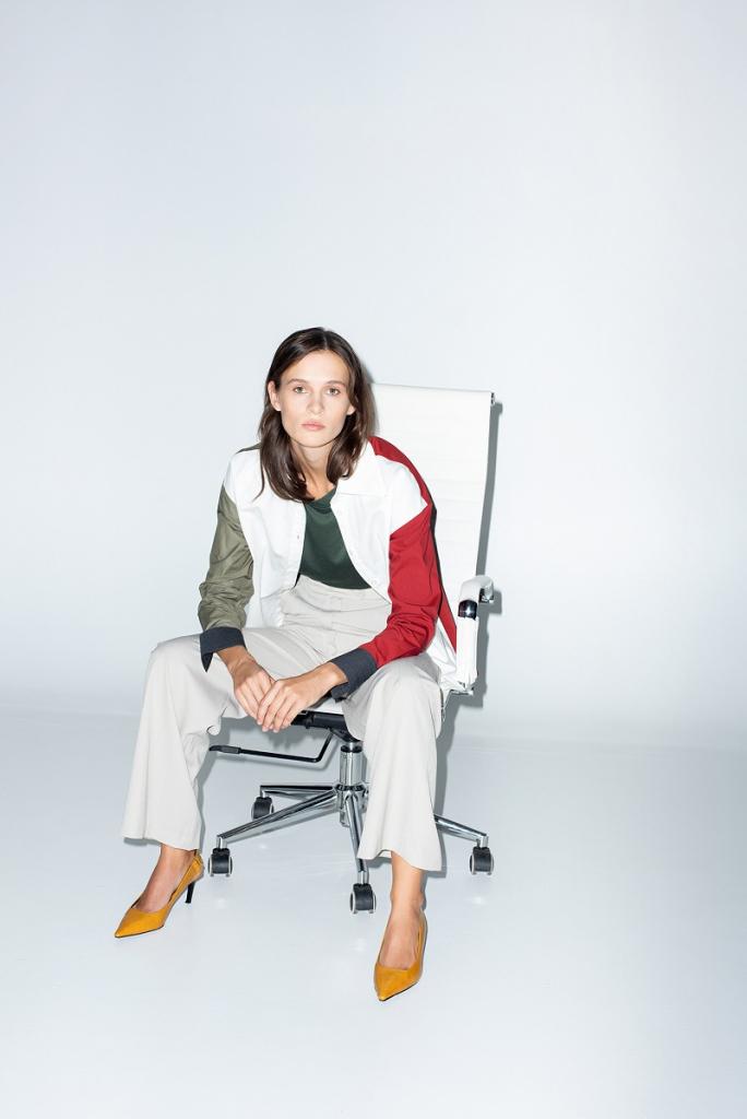 На работу, как на праздник: офисный стиль от irAro-Фото 3