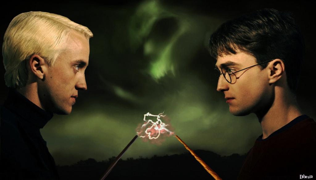 Поттер и Малфой: Как актеры встретились на Бродвее-Фото 1