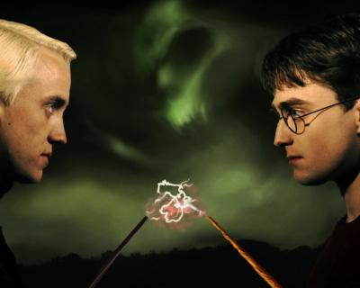 Поттер и Малфой: Как актеры встретились на Бродвее-430x480