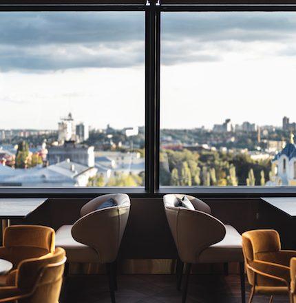 Новый руфтоп-бар и ресторан в киевском отеле 11 Mirrors-430x480