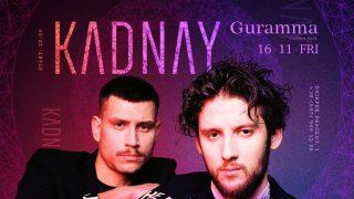 Группа KADNAY выступит в Guramma Modern Asia-320x180