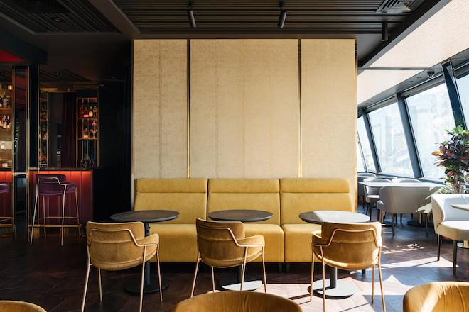Новый руфтоп-бар и ресторан в киевском отеле 11 Mirrors-Фото 12