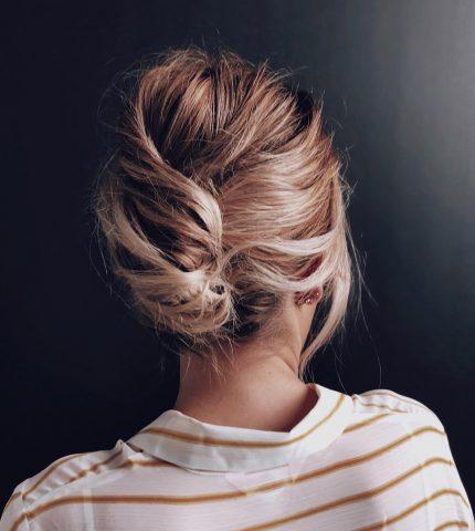 8 простых и красивых причесок на длинные волосы-430x480