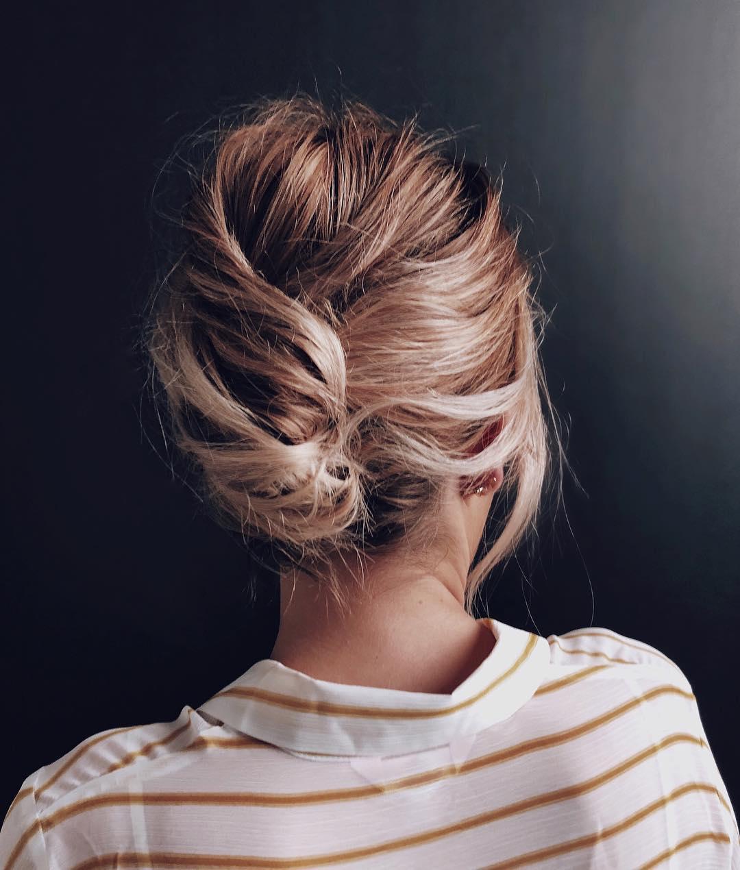 8 простых и красивых причесок на длинные волосы-Фото 4