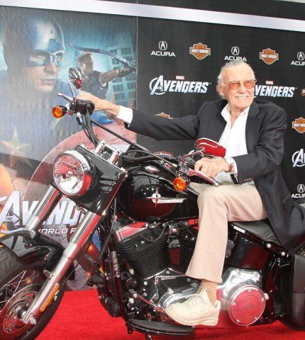 Умер Стэн Ли, создатель империи Marvel-430x480