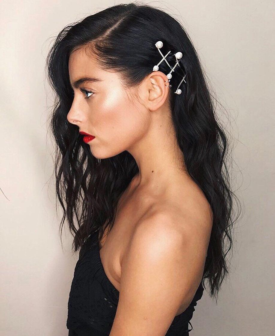8 простых и красивых причесок на длинные волосы-Фото 3