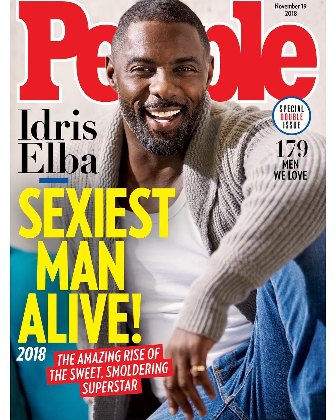 Журнал People назвал самого сексуального мужчину этого года-Фото 2