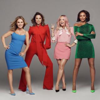 Легендарные Spice Girls воссоединились и готовятся к турне