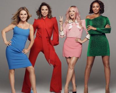 Легендарные Spice Girls воссоединились и готовятся к турне-430x480