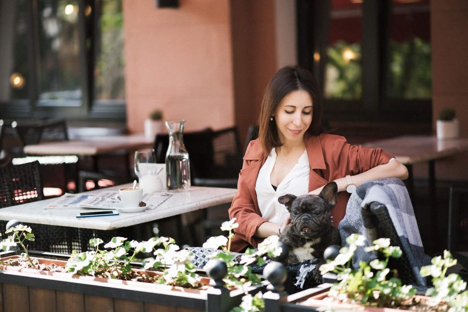 Знакомство Marie Claire: писательница Тамрико Шоли-Фото 3