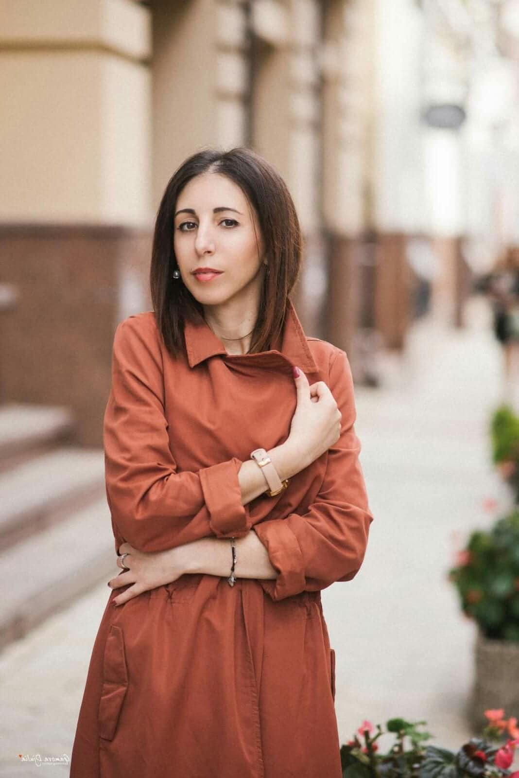 Знакомство Marie Claire: писательница Тамрико Шоли-Фото 1