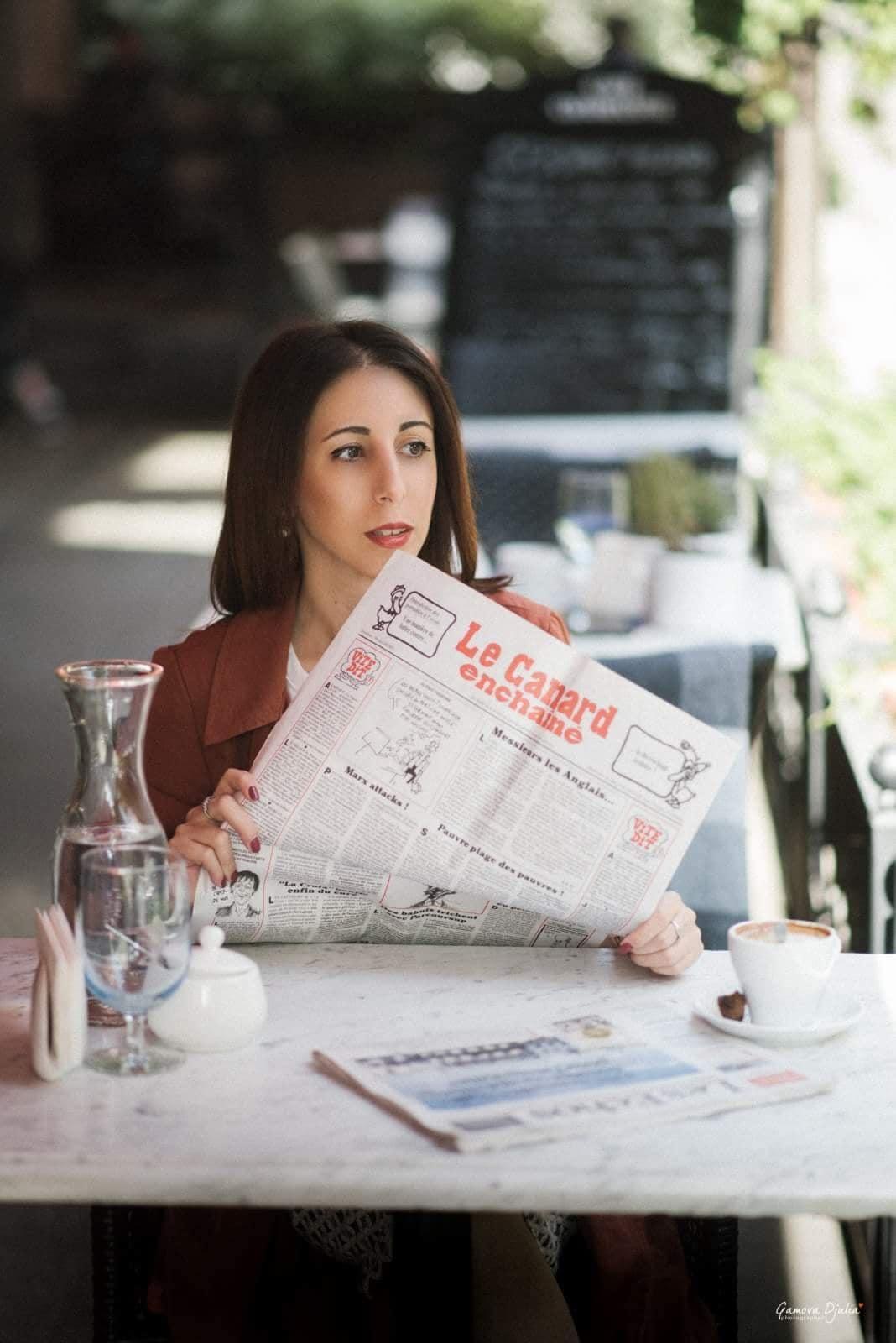 Знакомство Marie Claire: писательница Тамрико Шоли-Фото 2