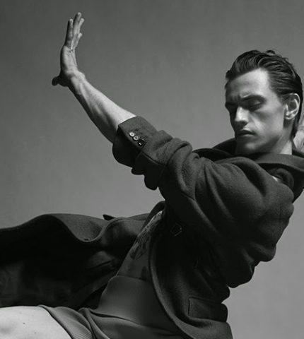 Украинский танцор Сергей Полунин снялся в клипе Hozier-430x480