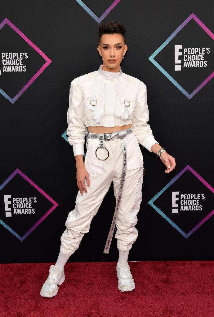 People's Choice Awards 2018: Победители и их образы-Фото 11