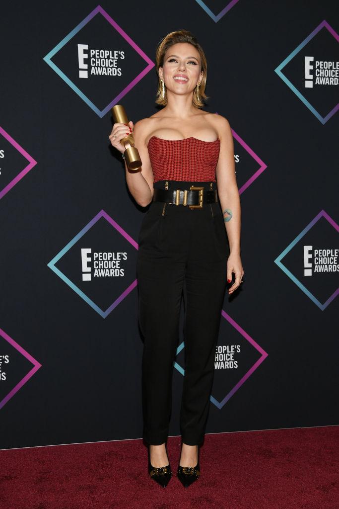 People's Choice Awards 2018: Победители и их образы-Фото 2