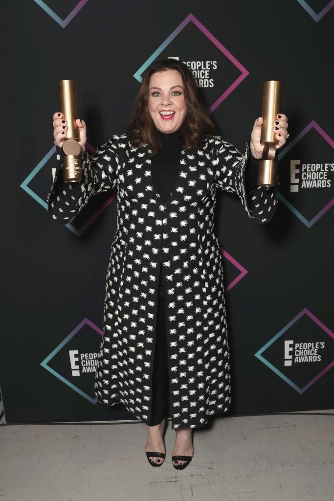 People's Choice Awards 2018: Победители и их образы-Фото 4