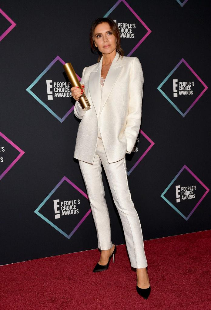 People's Choice Awards 2018: Победители и их образы-Фото 10