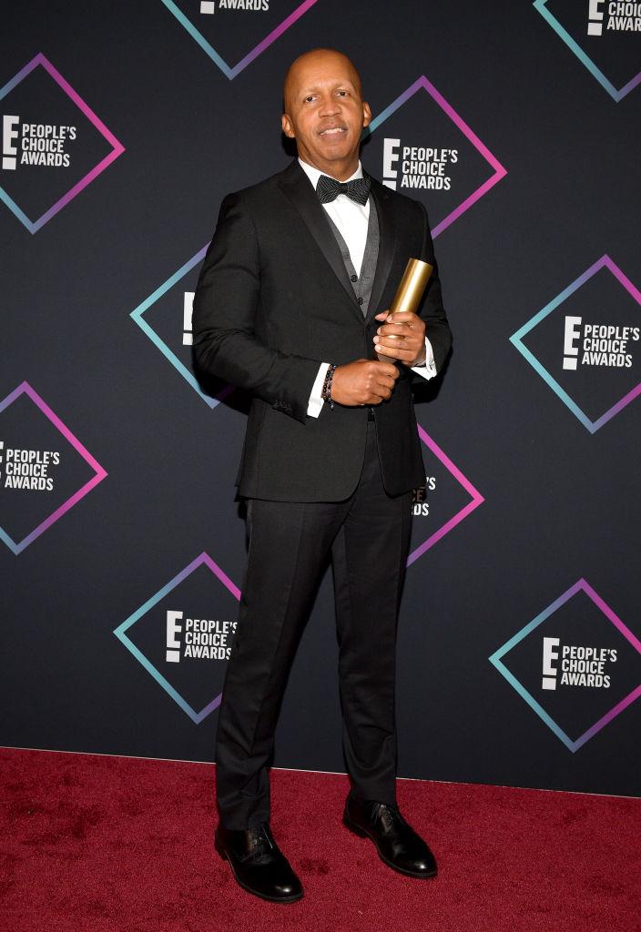 People's Choice Awards 2018: Победители и их образы-Фото 9