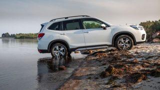 Дух приключений: новый Subaru Forester уже в Украине-320x180