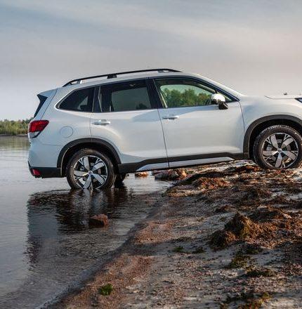 Дух приключений: новый Subaru Forester уже в Украине-430x480
