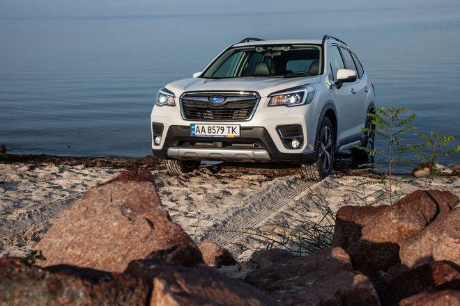 Дух приключений: новый Subaru Forester уже в Украине-Фото 2