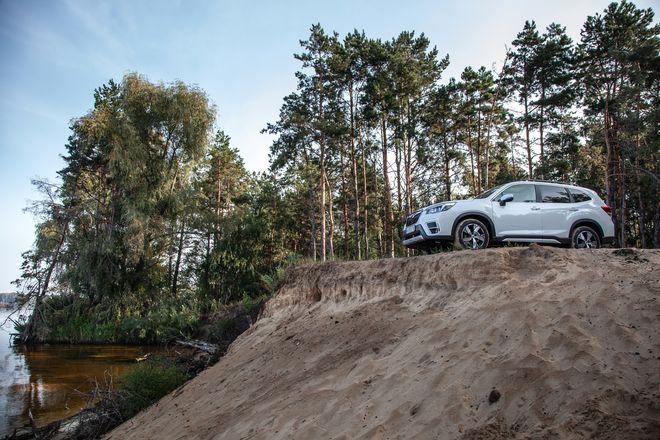 Дух приключений: новый Subaru Forester уже в Украине-Фото 1