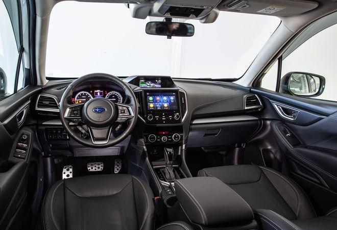 Дух приключений: новый Subaru Forester уже в Украине-Фото 3