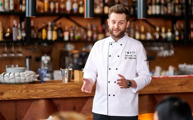 Специально для Marie Claire: авторский рецепт от шеф-повара ресторана Fabius-Фото 1