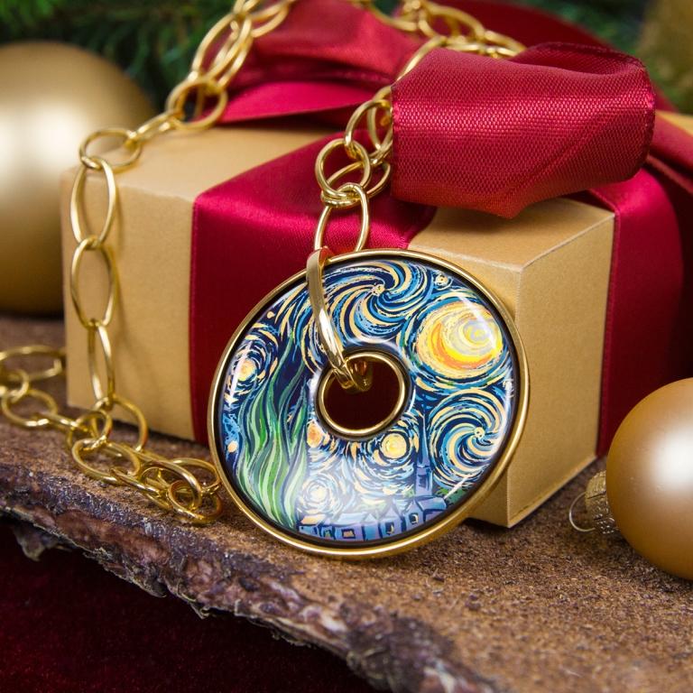 Подарок со вкусом: ювелирные украшения на Новый год-Фото 10