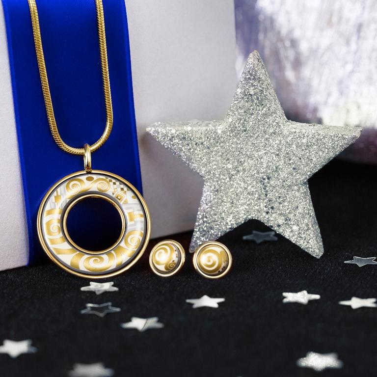 Подарок со вкусом: ювелирные украшения на Новый год-Фото 4