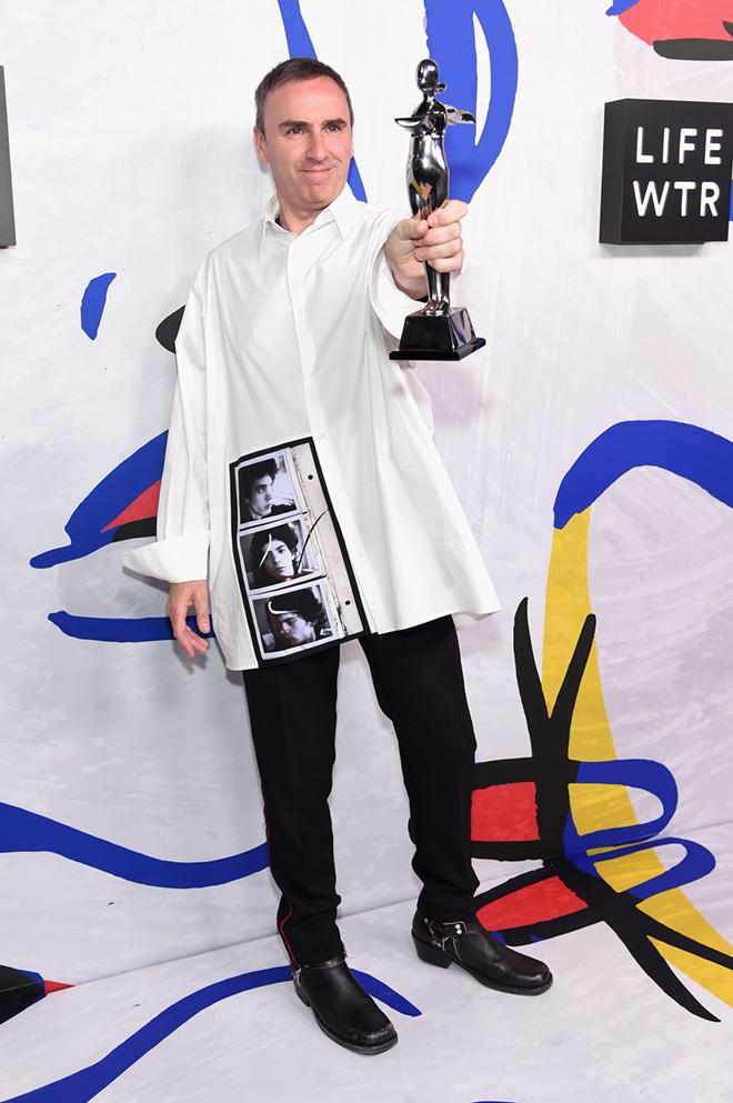 Раф Симонс уходит из Calvin Klein-Фото 3