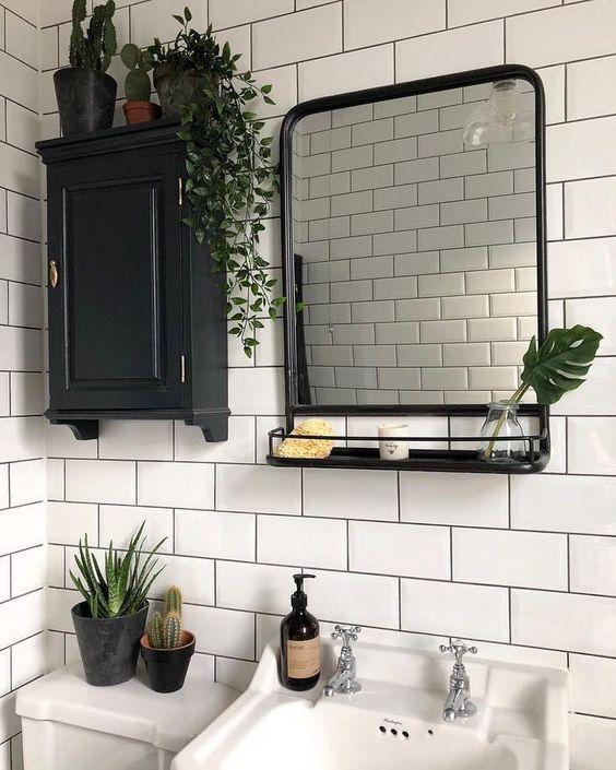 Внимание на детали: стильные идеи для ванной комнаты-Фото 11