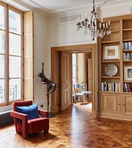 Правила дизайна интерьера, которыми руководствуются французы-430x480