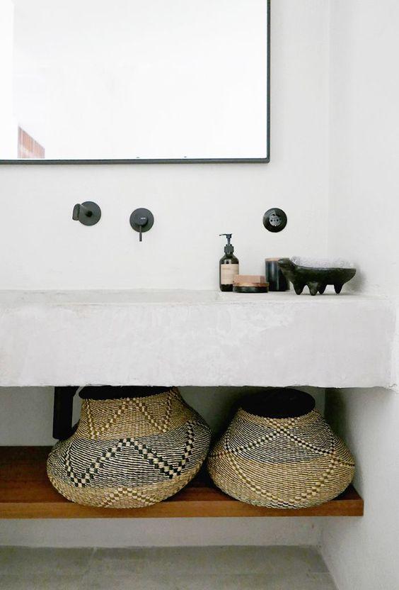 Внимание на детали: стильные идеи для ванной комнаты-Фото 3