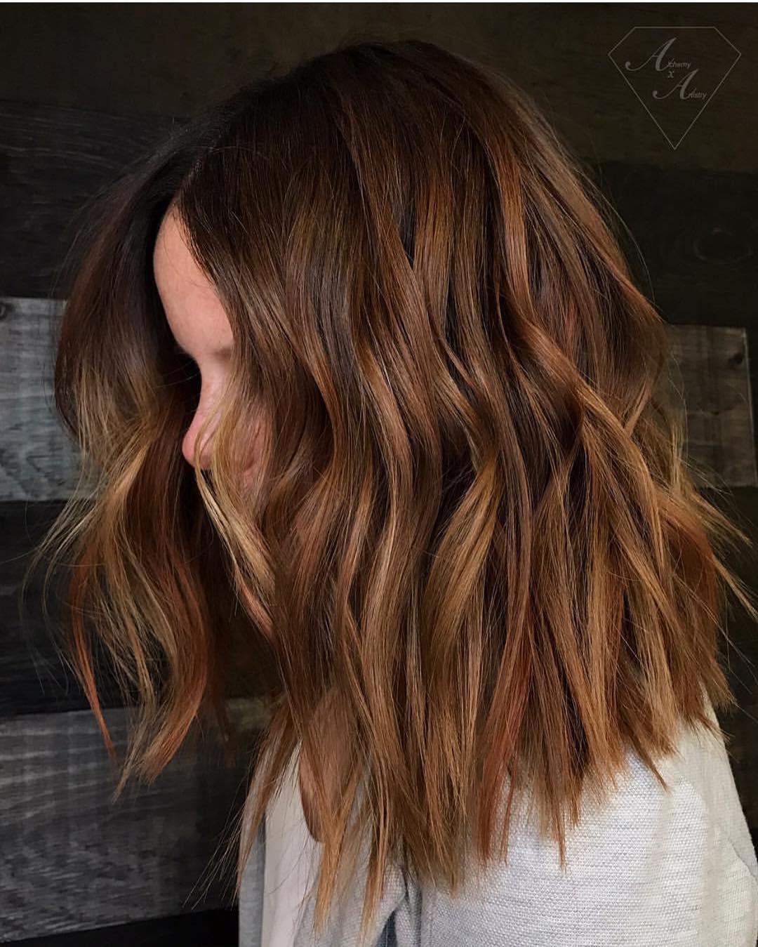 Трендовый цвет волос 2019 года: главные оттенки-Фото 3