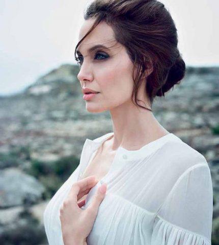 Анджелина Джоли подумывает о политической карьере-430x480