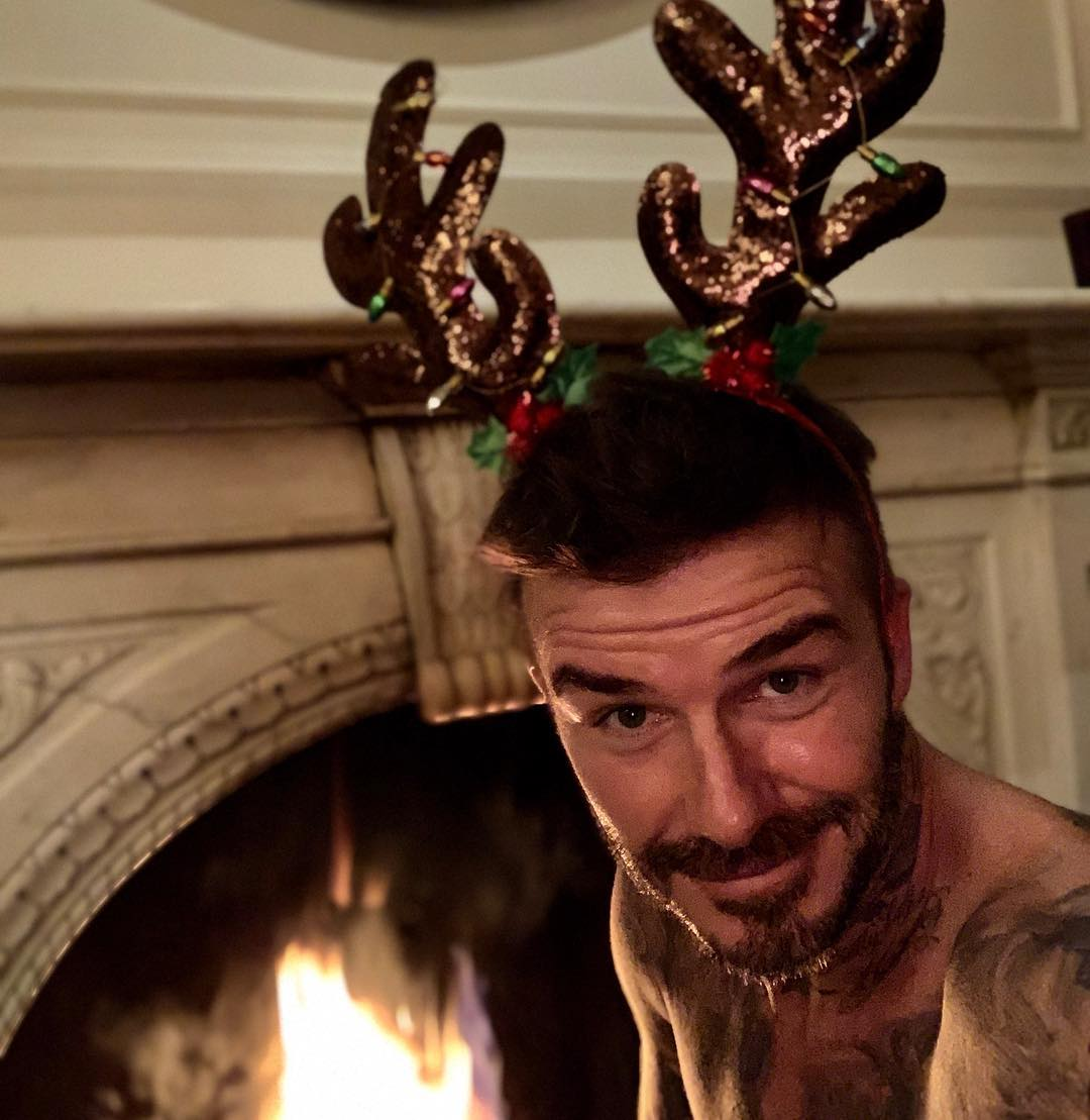 Как и с кем отмечали Рождество знаменитости в этом году-Фото 1