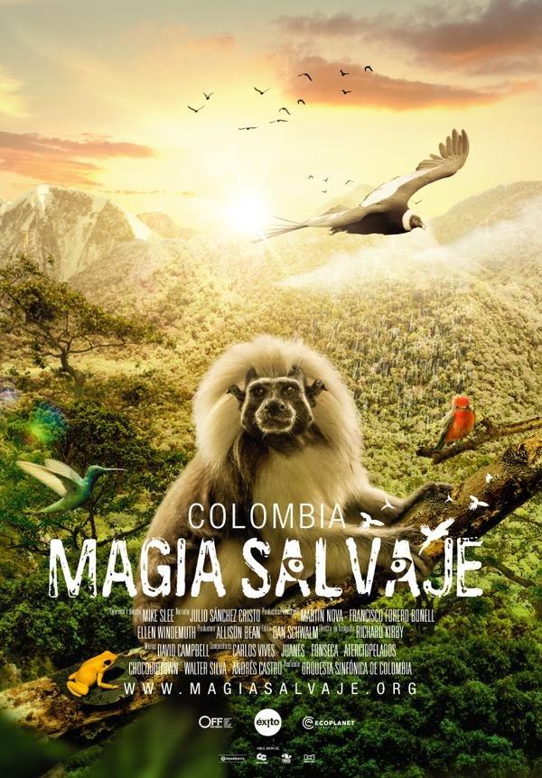 документальные фильмы Дикая магия Колумбии