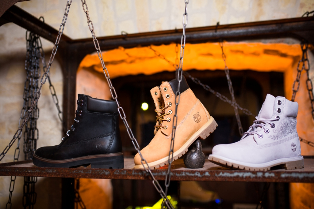 Как это было: Легендарные желтые ботинки Timberland отметили свое 45-летие-Фото 1