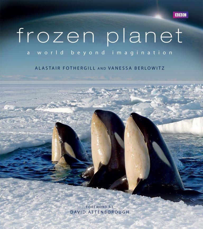 документальные фильмы Замерзшая планета